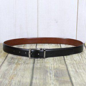 ORIGINAL PENGUIN Bonded Leather Belt Size 34